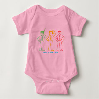 För StoplightTrio för neon moody tecken med T Shirts