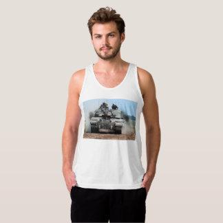 För stridtank för utmanare 2 huvudsaklig (MBT) Tank Top