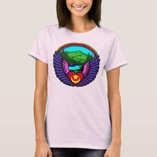 För Sufi för damer Northwest t-skjorta läger Tröja