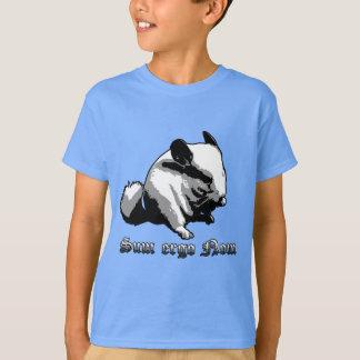 För summa Nom Ergo unge Hanes TAGLESS® T-tröja Tröja