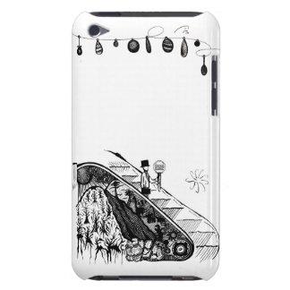 för svart djungel iPod Case-Mate skal