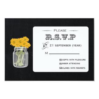 För svart tavlaMason för vintage osa 3,5 x 5 för 8,9 X 12,7 Cm Inbjudningskort