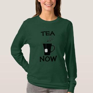 För Tea utslagsplats nu Tee