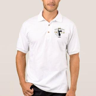För tecknadPolo för australier klipsk skjorta Tenniströja