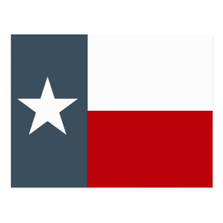 För Texas för Lone stjärna för vykort lonestar