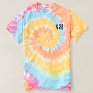 För Tiefärg för Vegan pastellfärgad T-tröja Tröja