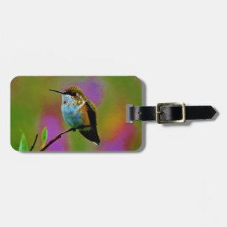 För tjock Hummingbird lite Bagagebricka