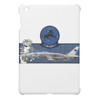 För TomcatiPad för VF-213 Blacklions F-14 fodral iPad Mini Mobil Skydd