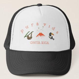 För Toucan för Costa Rica Slothvulkan hatt Truckerkeps