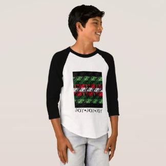 För tröjavinter för Monogram ful skjorta för pojke Tshirts