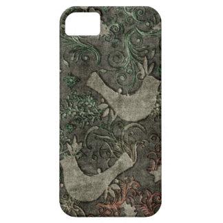 För tryckfodral för vintage LoveBirds utföra i iPhone 5 Cases