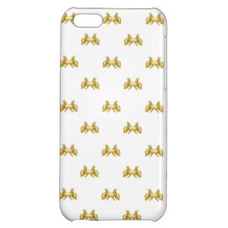 För tryckiPhone 5C för banan damastast glansigt mo iPhone 5C Mobil Skal