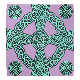 För turkoslavendel för Celtic arg fnurra Scarf