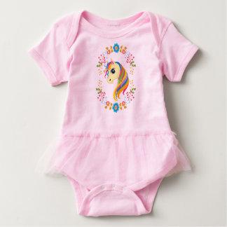 För Unicornbaby för ljus n gladlynt Bodysuit för T-shirt