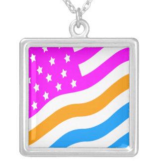 För USA för Corey tiger80-tal halsband amerikanska
