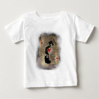 För USA för Wellcoda topp- hjärtaHustler roligt T Shirt