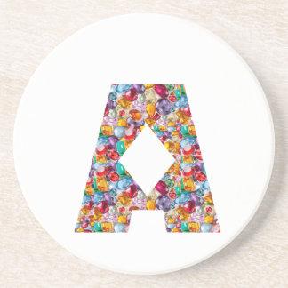 För utmärkelsegnistra för AAA A-one GÅVOR Dryck Underlägg