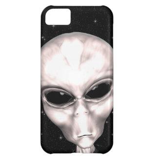 För utrymmeiPhone 5 för grå färg främmande fodral iPhone 5C Fodral