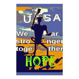 För valHillary Clinton för 2016 US starkare Tog Brevpapper