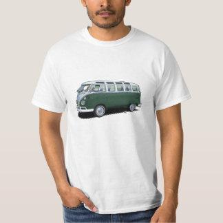 För VeeDub för skog grön t-skjorta för Transporter T Shirts