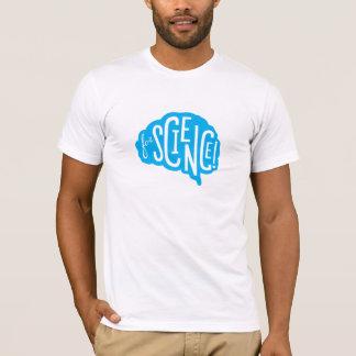 För vetenskap! Manar utslagsplats - EyeWire T-shirt