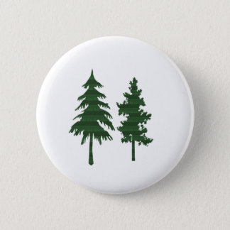 För vildmiljö för TRÄD grönt trä NVN712 för Standard Knapp Rund 5.7 Cm