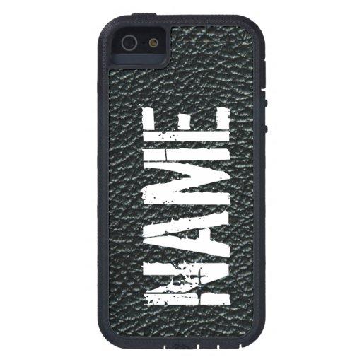 För vintagehögtalare för anpassningsbar känd Look  iPhone 5 Cases