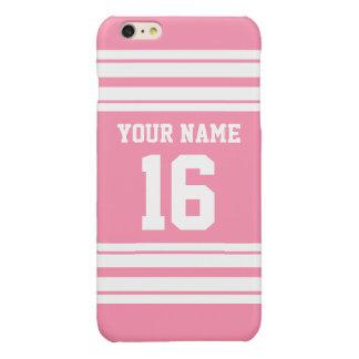 För vitlaget för flamingoen numrerar den rosa