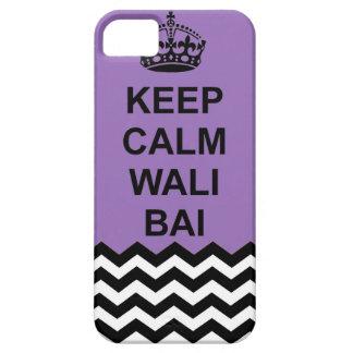 För waliBai för behålla lugnat fodral för iphone iPhone 5 Case-Mate Cases