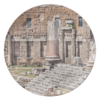 Fora av Augustus är en av de imperialistiska 4na Dinner Plate