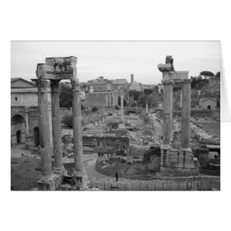 Fora Romanum OBS Kort