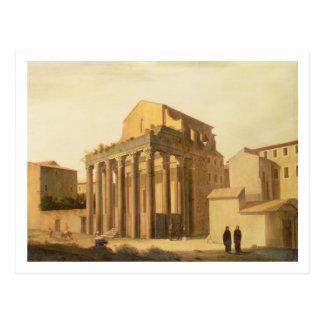 Fora, Rome Vykort