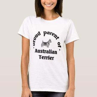 Förälder av en australiensisk Terrier T-shirts