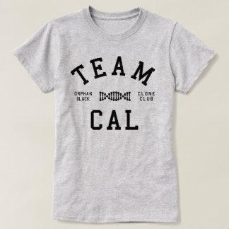 Föräldralöst svart lag Cal Tee Shirt