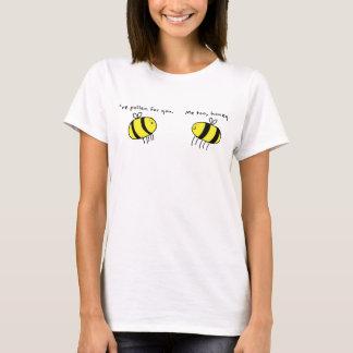 Förälskade bin tröjor