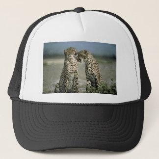 Förälskade Cheetahs Truckerkeps