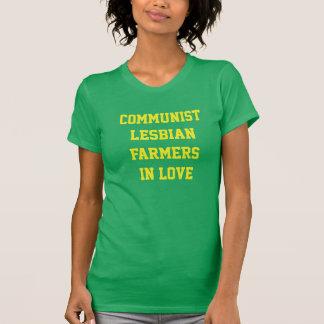 förälskade kommunistiska lesbiska bönder tröjor