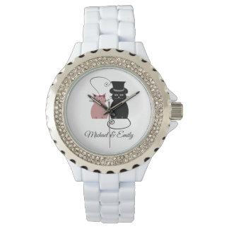 Förälskat personligt för gulliga moderiktiga chic armbandsur