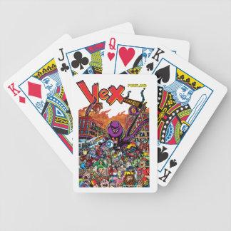 FÖRARGA täcker #1 Spelkort