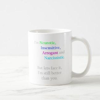 Förbättra än dig kaffemugg