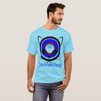 Förbinda-rolig t-skjorta design/dräkt t-shirt