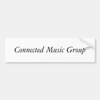 Förbindelsemusikgrupp Bildekal