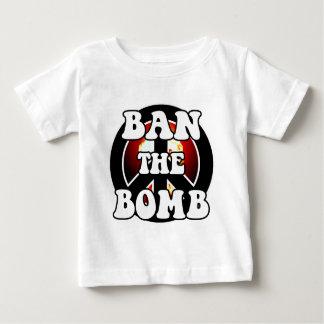 Förbjuda bombardera tshirts