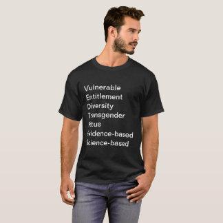 Förbjuden CDC uttrycker Utslagsplats-Skjortan Tee Shirts
