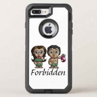 Förbjudet Apple iphoneOtterbox fodral