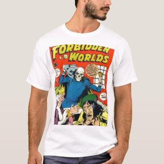 Förbjudna världar tee shirts