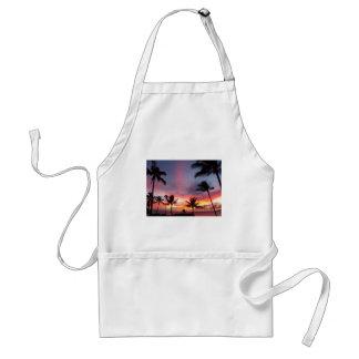Förbluffa den Maui solnedgången! Förkläde