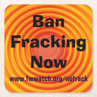 Förbudet Fracking underlägg nu