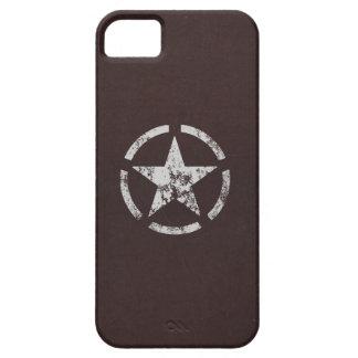 Förbunden vintage för US-vitstjärna iPhone 5 Case-Mate Fodraler