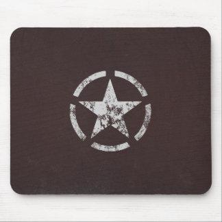 Förbunden vintage för US-vitstjärna Mus Matta